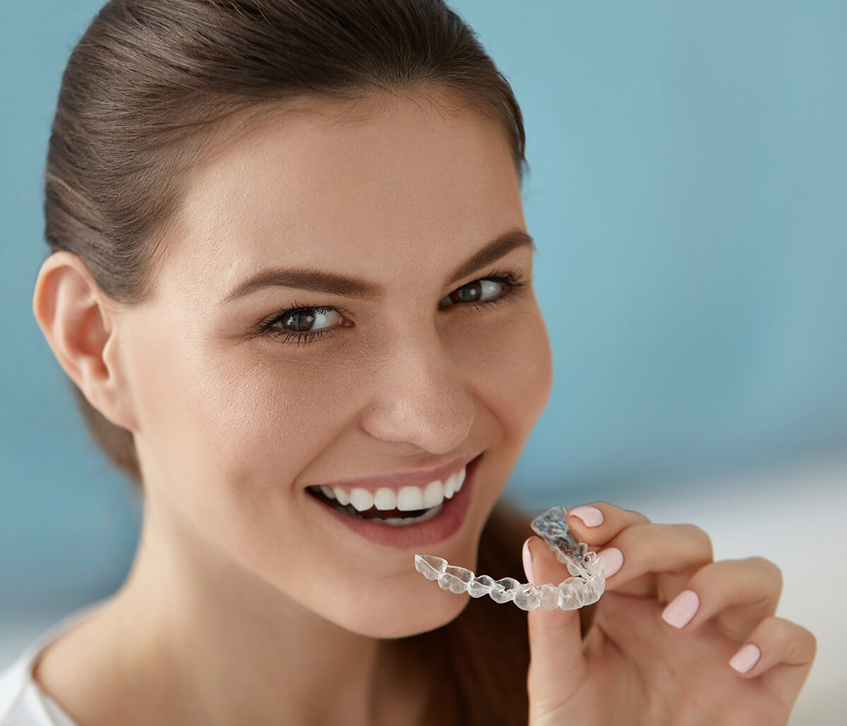 Invisible Braces at Pines Dental Associates in Pembroke Pines FL Area